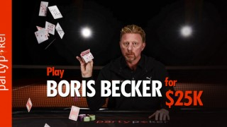 Partypoker_Boris_Becker_headsup_freeroll_poker