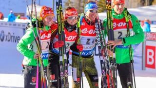 biathlon mix staffel deutschland