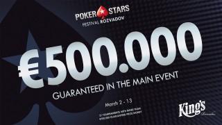 pokerStars Festival Main Event