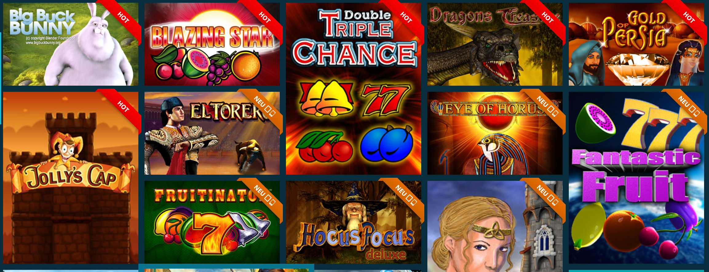 Merkur Casino Online Bonus