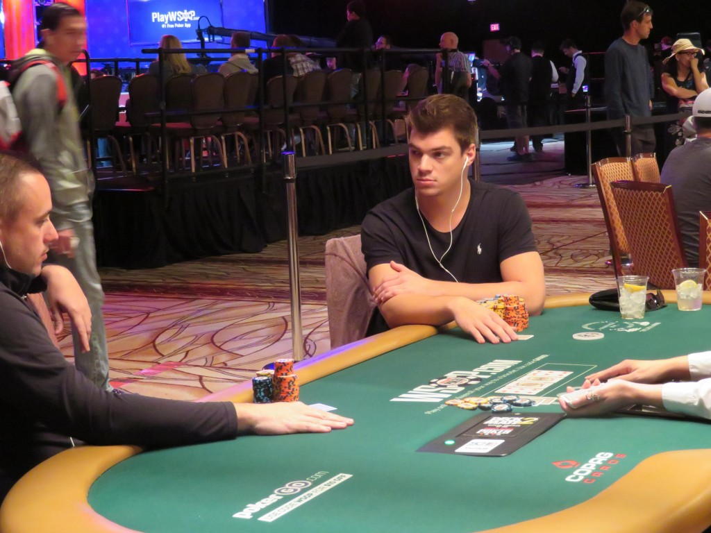 WSOP 2017 Event #43 Paul Michaelis (Copy)