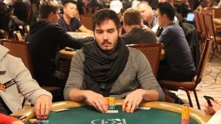 Anton Morgenstern hat bei der WSOP schon so manche Schlacht geschlagen