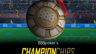 888poker Champion Chips
