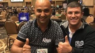 Tarkan Karadas gewinnt im Rio