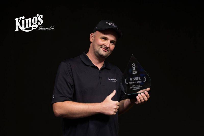 winner PokerNews Cup