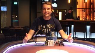 Hanno Offen ist der neue SH-Pokermeister