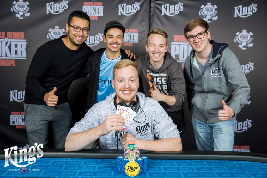 Winner NLH 14-10-2017