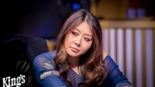 Chipleaderin Maria Ho (USA)