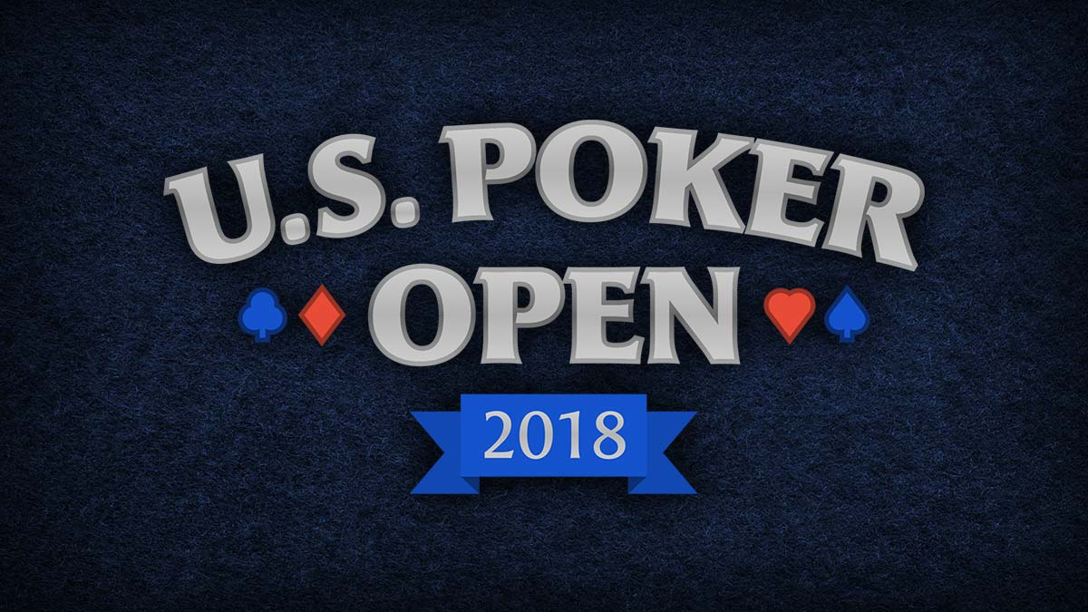 US Poker Open Logo