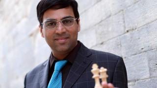 Der ehemalige Schachweltmeister Vishy Anand