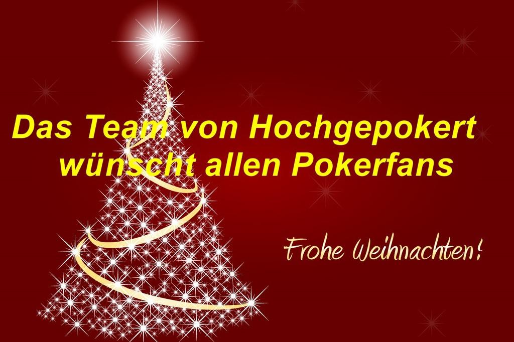 Frohe Weihnachten HGP