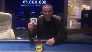 Sieger des King's Big Stack Turbo