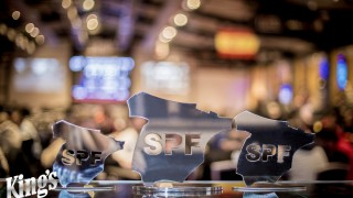 SPF Main Event Trophies
