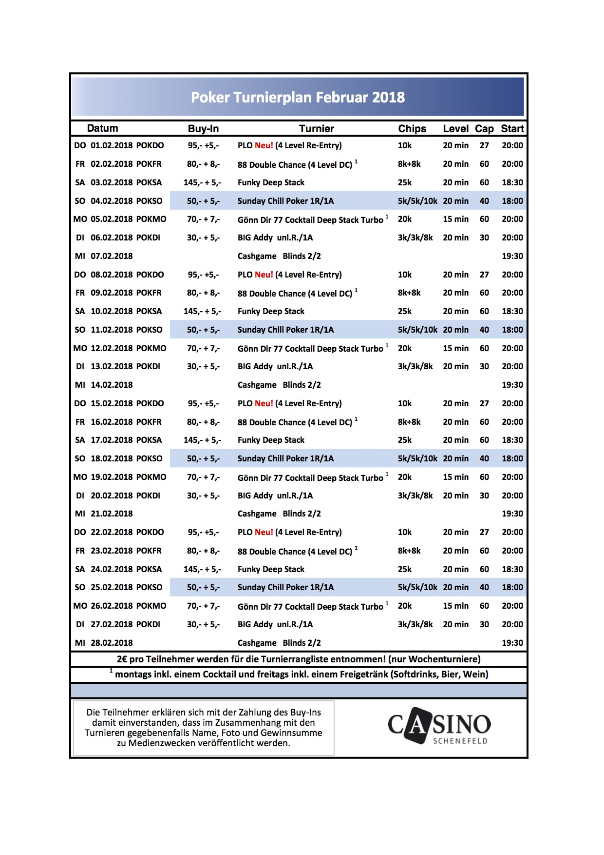 Turnierplan Februar Kopie