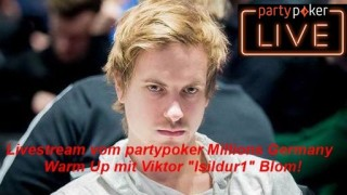 partypoker Warm Up