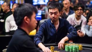 Lin Wu, der Sieger aus China
