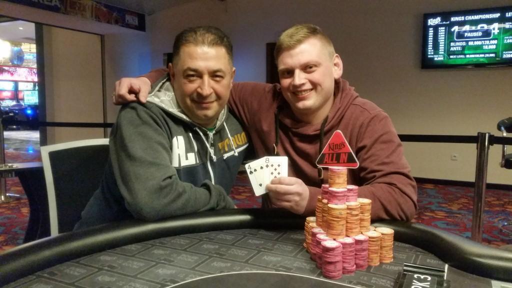 winner Local Championship 16-03-2018