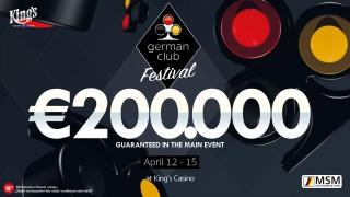 German Club Festival Teaser 1