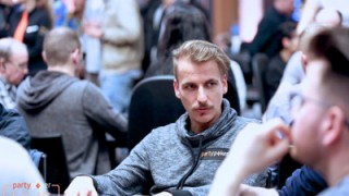 Top Start für Philipp Gruissem