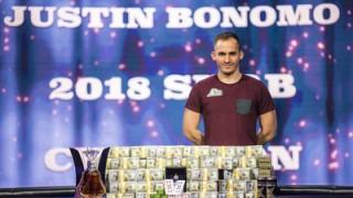 Justin Bonomo gewinnt den Super High Roller Bowl 2018!