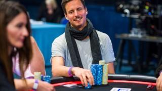 Top Start für Stefan Huber
