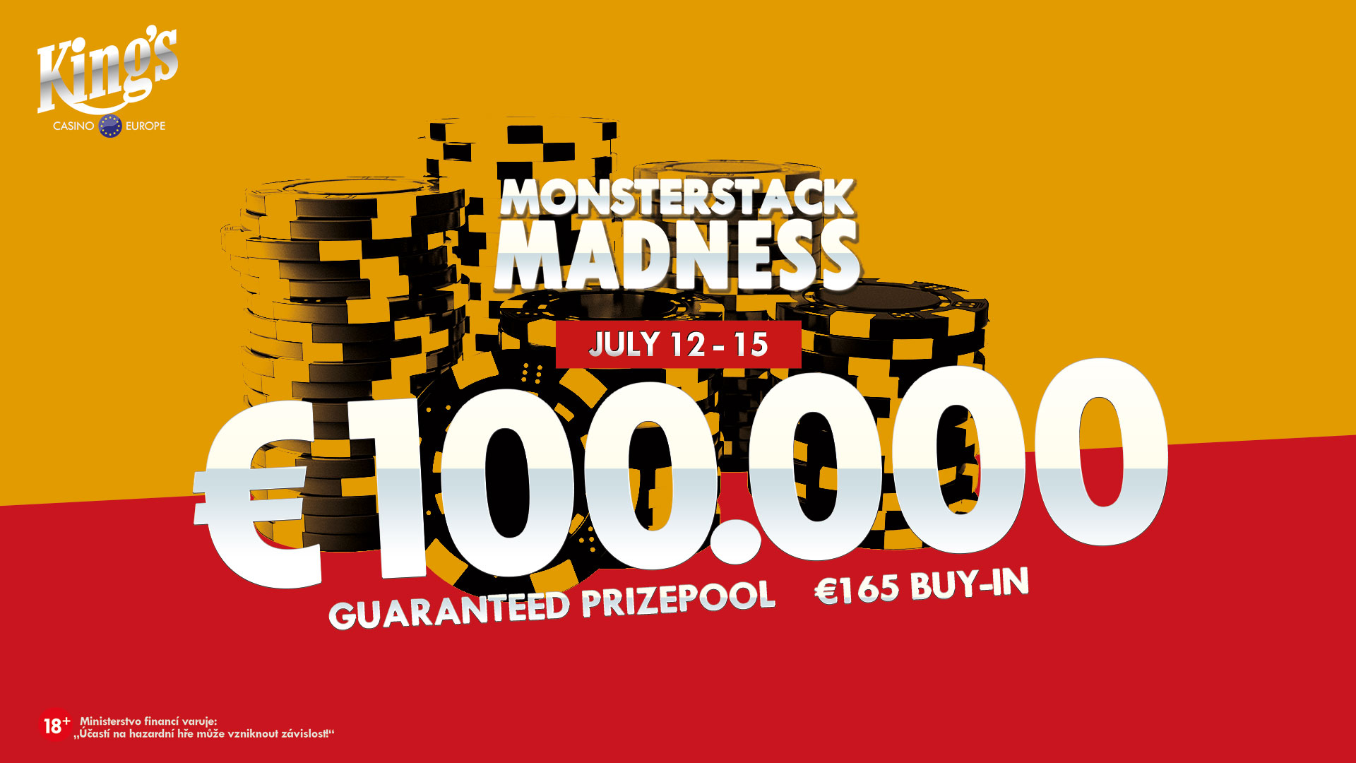 2018-07 Monsterstack Madness