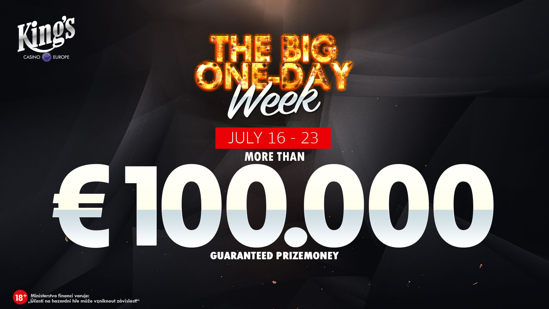 2018-07 The Big One-Day Week