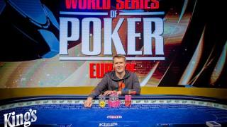 Jona Wilmsmann gewinnt den Poker Giants Main Event