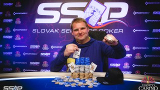 Mikhail Filatov ist der SSOP-Champion