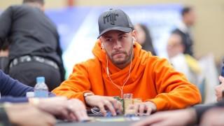 Neymar am Pokertisch