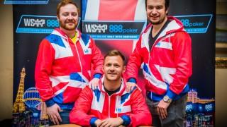 Die Sieger aus Großbritannien