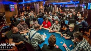 Volle Tische beim Cash Game Festival in Bratislava