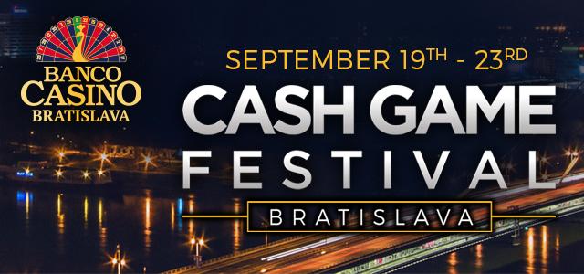 CashGameFestivalBratislava