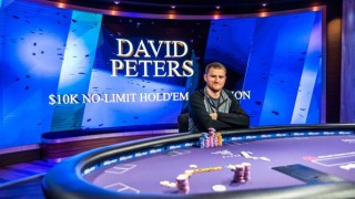Auftaktsieg für David Peters