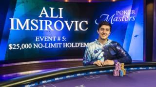 Ali Imsirovic holt seinen ersten großen Titel