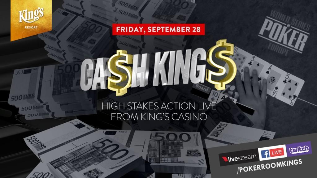 cashkings 28. Sep
