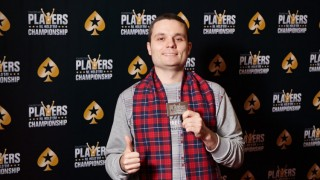 Vyacheslav Bondartsev mit dem Platinum Pass