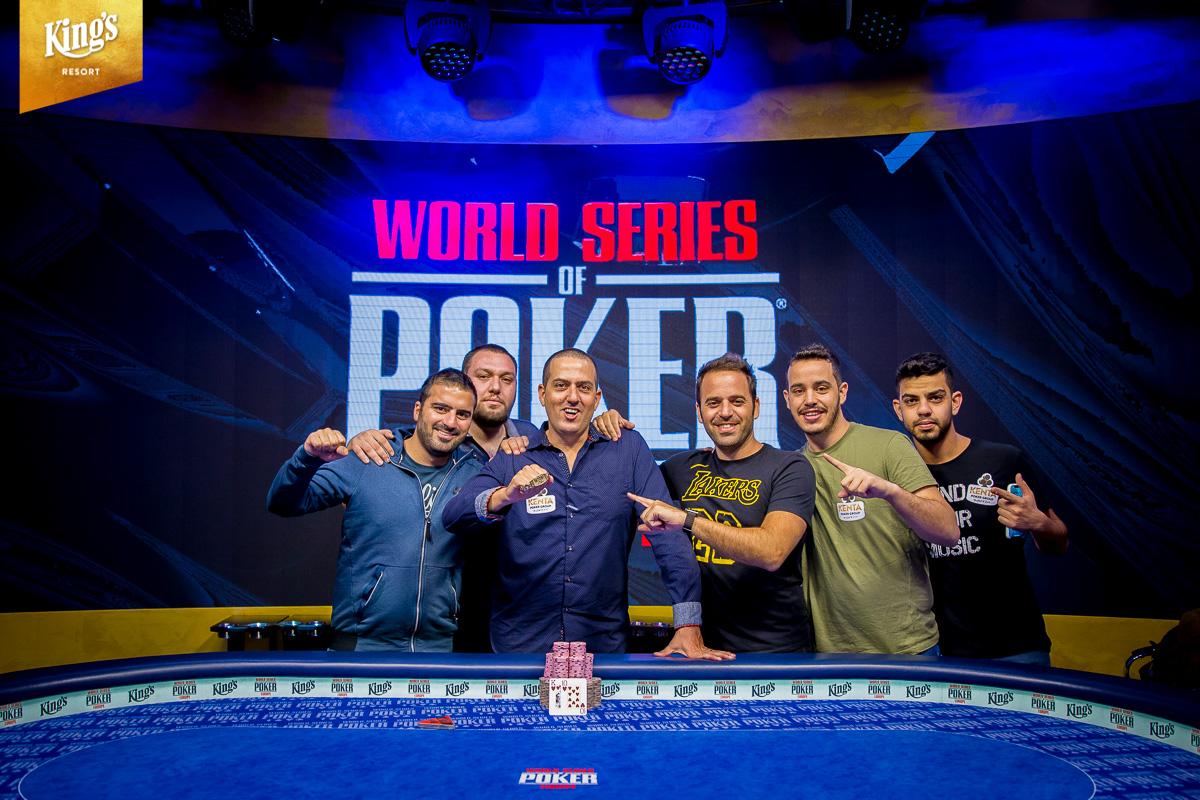 15102018winner pic WSOP Europe Colossus Bracelet Event #1