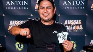 Event #10 Champion Luis Arrilucea
