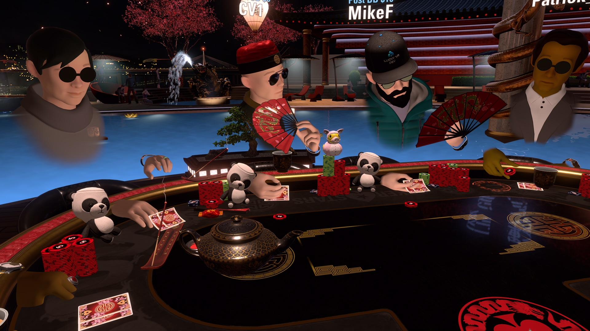 PokerStarsVR Lunar New Year