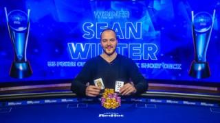 Sean Winter ist der Short-Deck-Champion