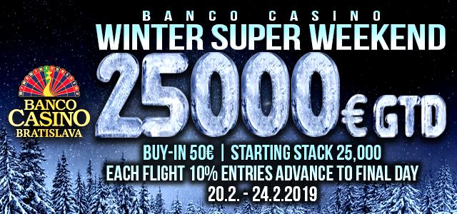 WinterSuperWeekend