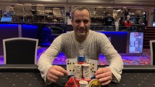 20.3.2019 NLH Daily Turbo Tournament winner