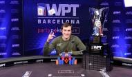 Vitalijs Zavorotnijs gewinnt die WPT Barcelona
