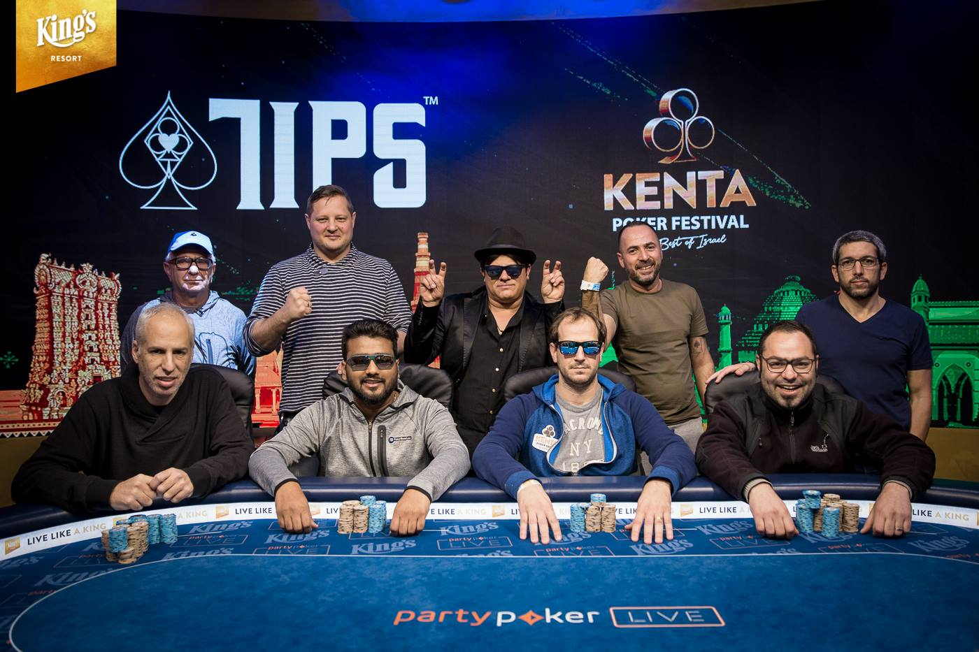 TIPS & KENTA EUROPE Main Event Final Day