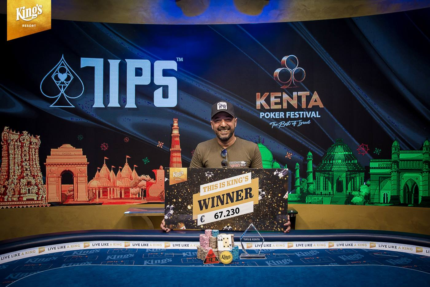 TIPS & KENTA EUROPE Main Event Final Day_2