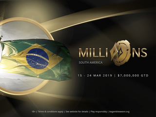 partypoker Millions South America
